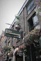 The Old Storehouse in Dublin, Ireland