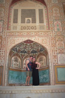 The Amber Fort, Jaipur India